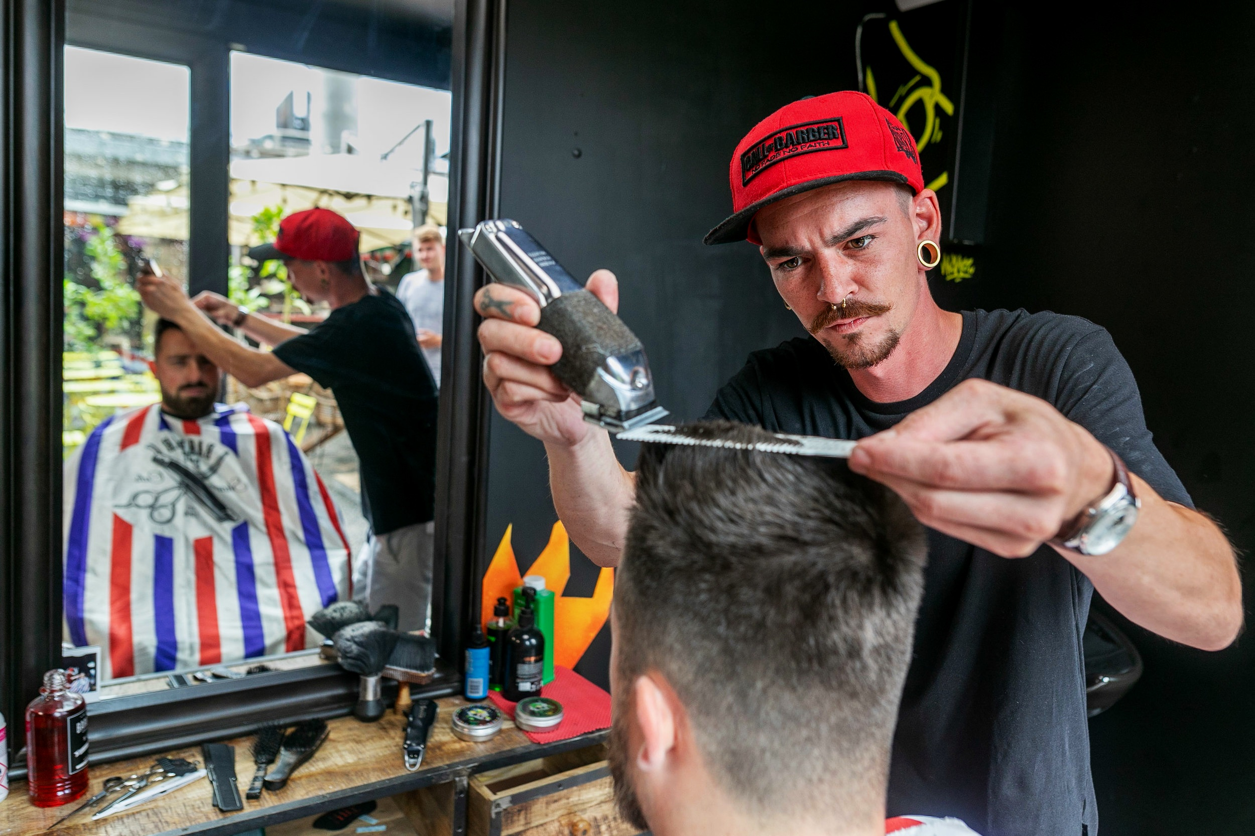 - The Original Barber