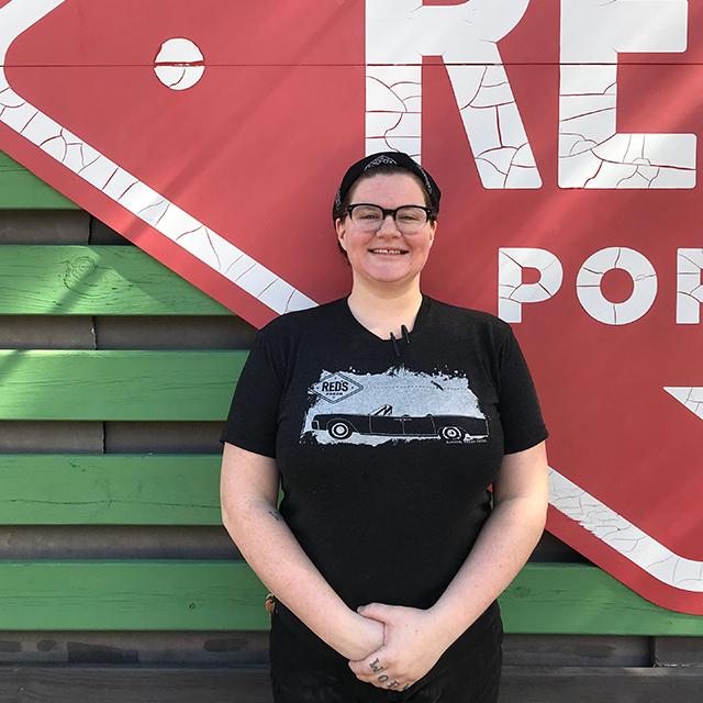 Kari Gonzalez - Red's Porch