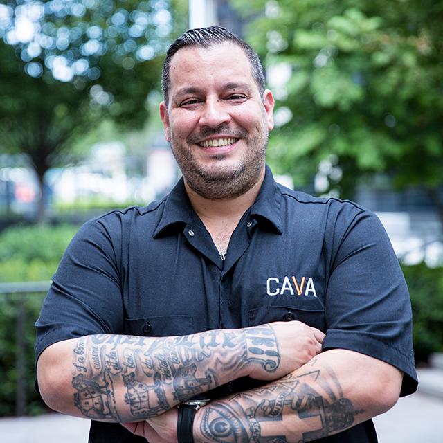 Dimitri Moshovitis - Cava