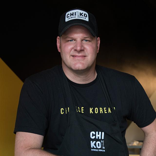 Scott Drewno - Chiko