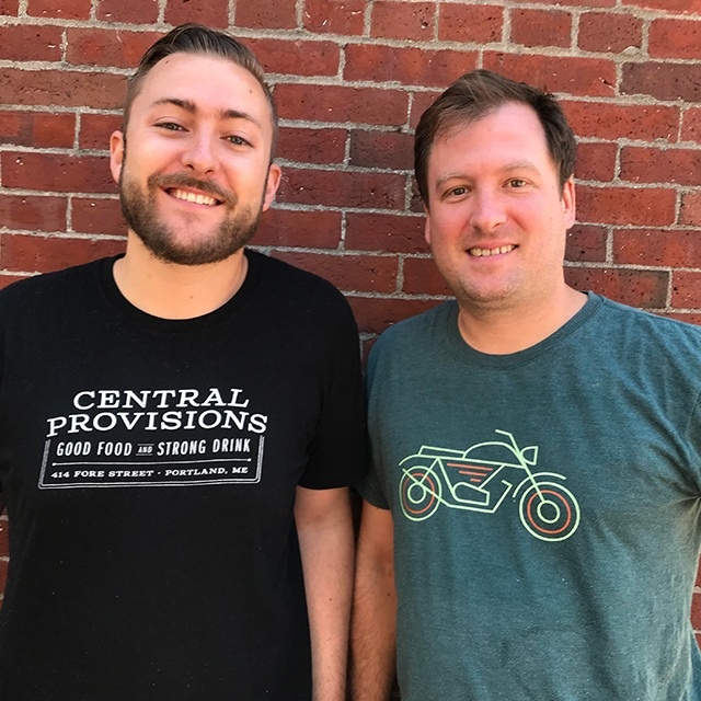 Chris Gould & Eddie Moreau - Central Provisions & Tipo