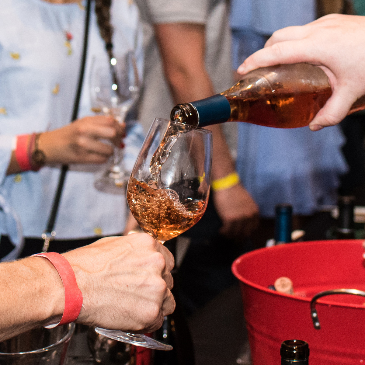 A World of Wine   There will be plenty to wine about at Lamb Jam Denver! Taste some locally made and oh-so-cool sips from  Infinite Monkey Theorum  and  Bookcliff Vineyards , then explore a selection of wines from down under with  Molly Dooker , all curated to pair perfectly with lamb.