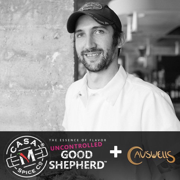 A Spicy Collaboration!    Chef Adam Rosenblum  has a delicious collab in the works with  Casa M Spice Co ! The  Causewells  chef will be whipping up a lamb French dip mini sandwich with spiced buttermilk aioli on a Dutch crunch roll, seasoned to perfection with Casa M's Uncontrolled Good Shepherd spice blend.