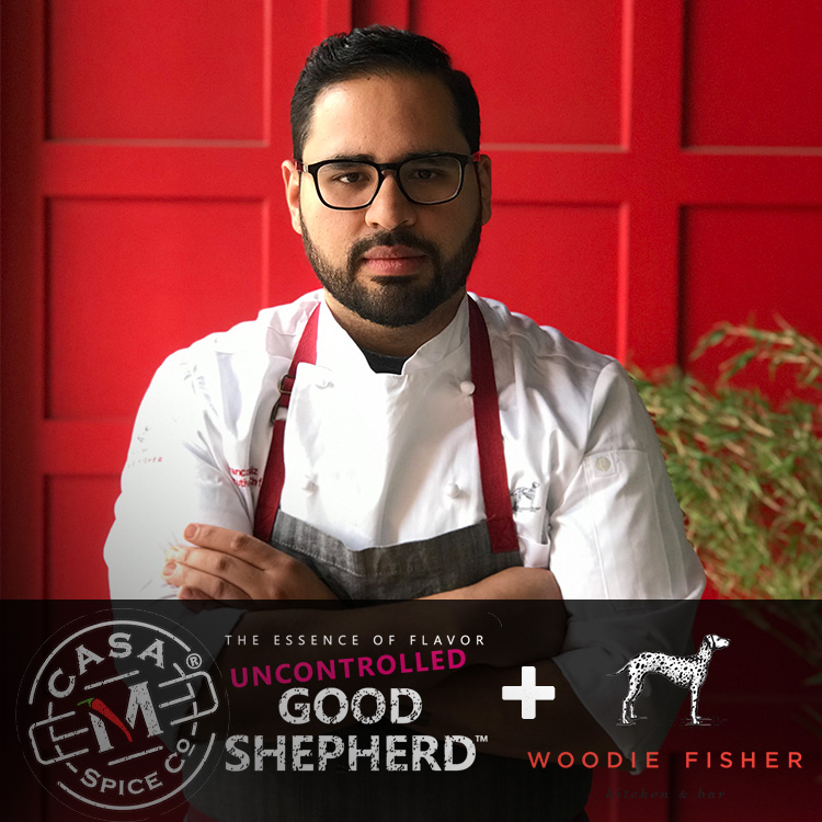 A Spicy Collaboration!    Chef Franco Ruiz  is known for cooking up fresh, seasonal, and approachable cuisine at  Woodie Fisher  in Union Square. He'll be creating a mouthwatering dish using  Casa M Spice Co 's incredible lineup of spices and American Lamb. Stay tuned for more delicious details!