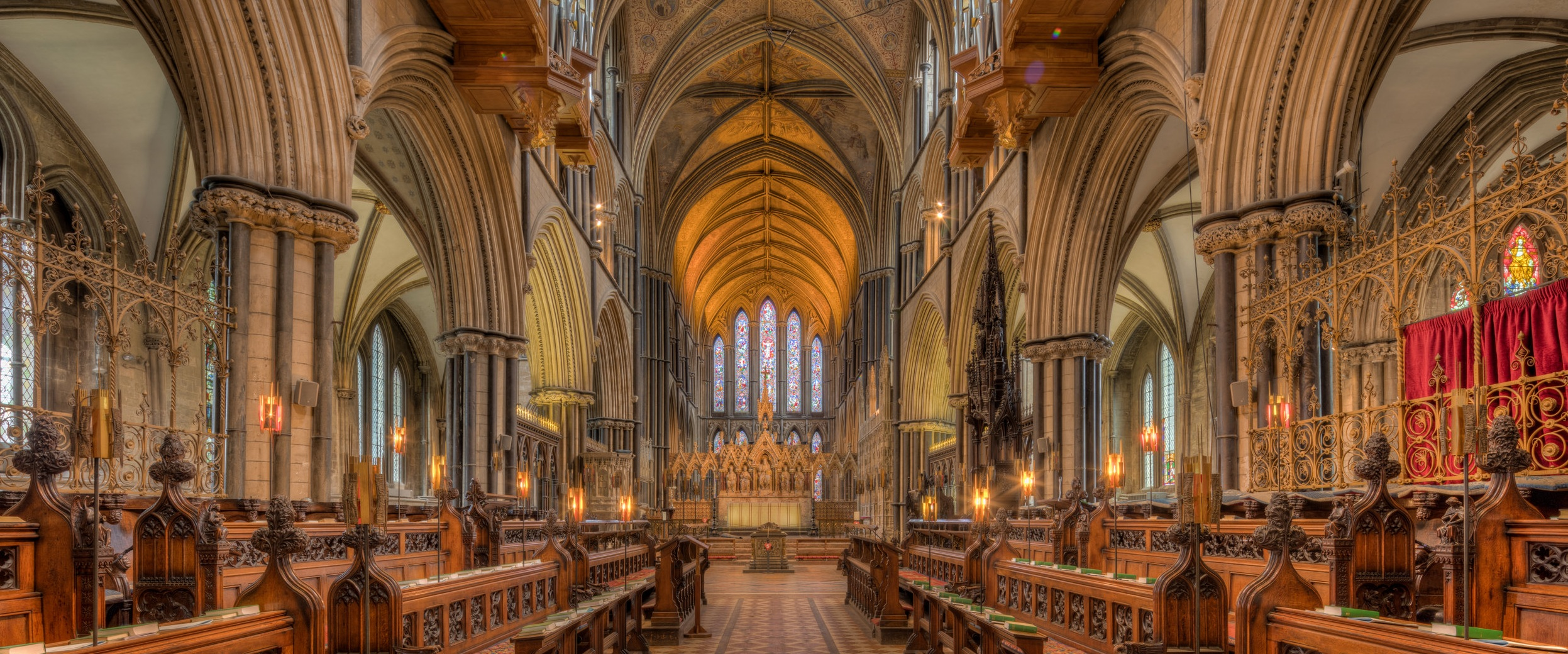 Church Screening -