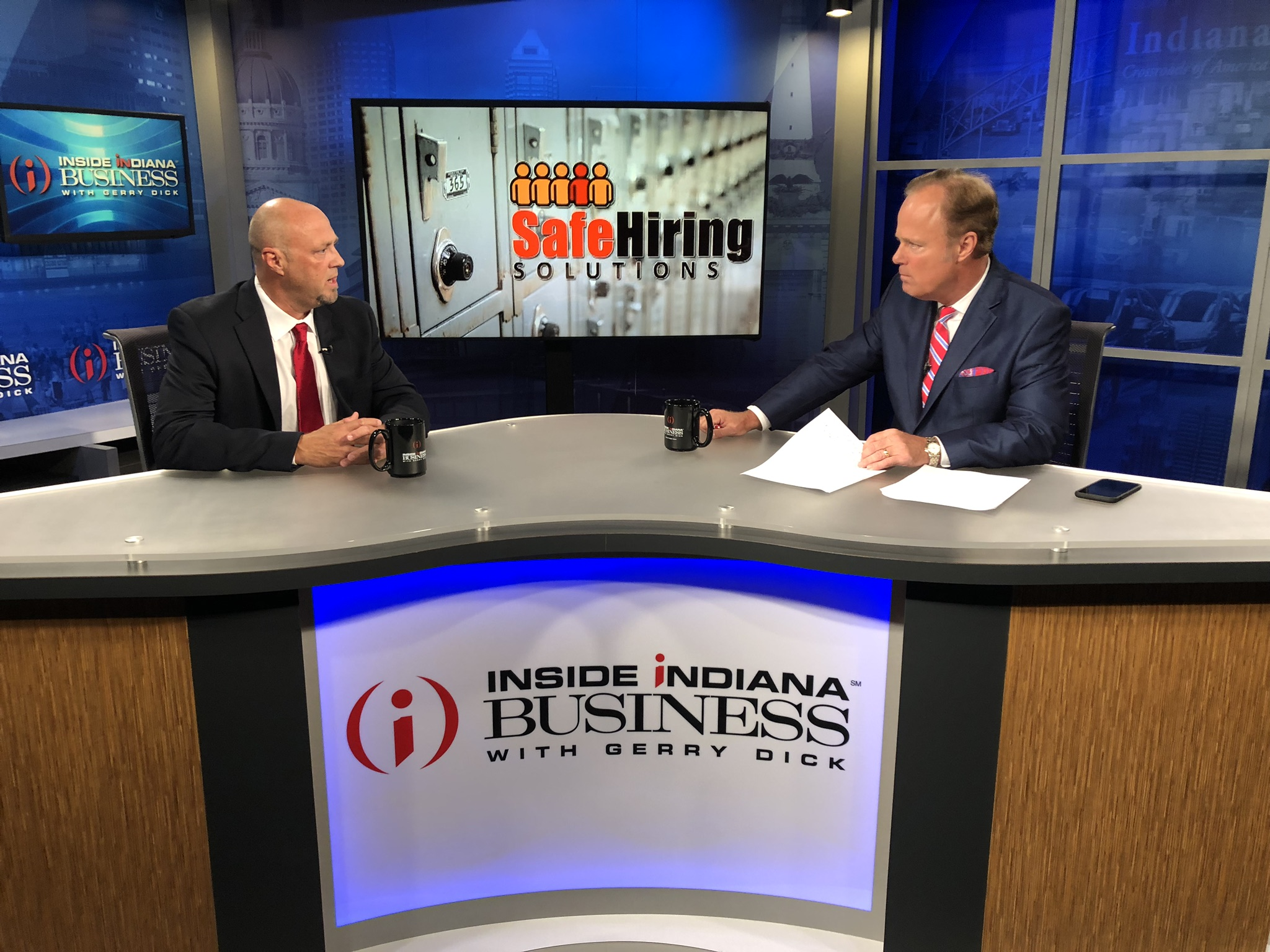 CEO Mike McCarty Discusses School Safety  Click Here to Watch