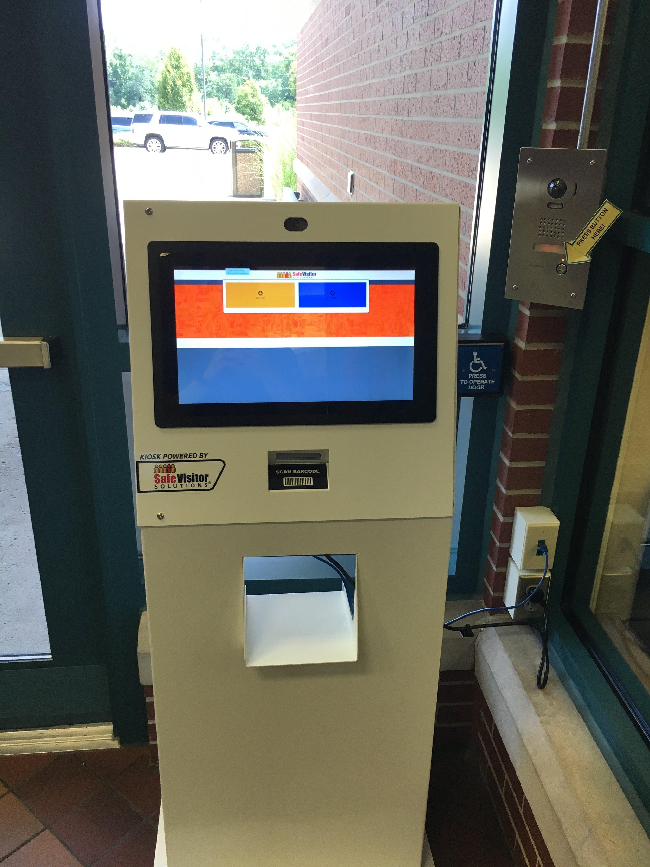 visitor-system-kiosk