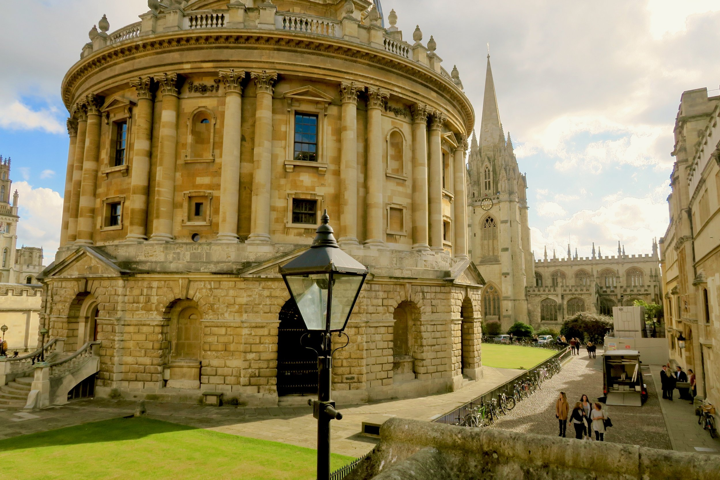 Radcliffe Square, University of Oxford