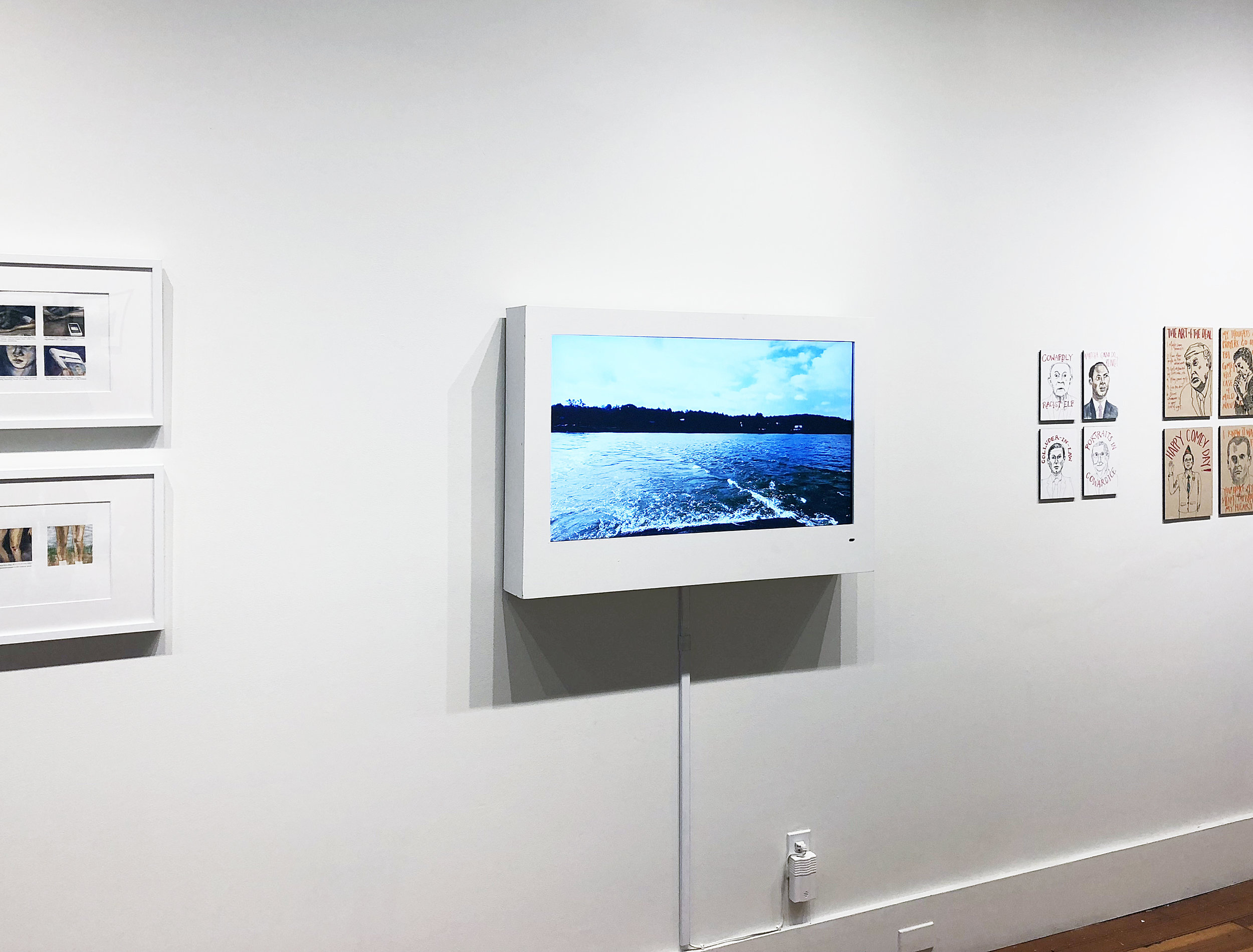 2018 Let Me Be A Witness - Art Exhibition – Root Division Gallery, San Francisco, CA