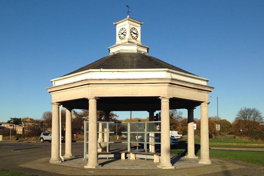 The Gibb Memorial Shelter