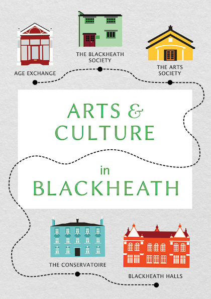 The Blackheath Society Arts & Culture in Blackheath Leaflet