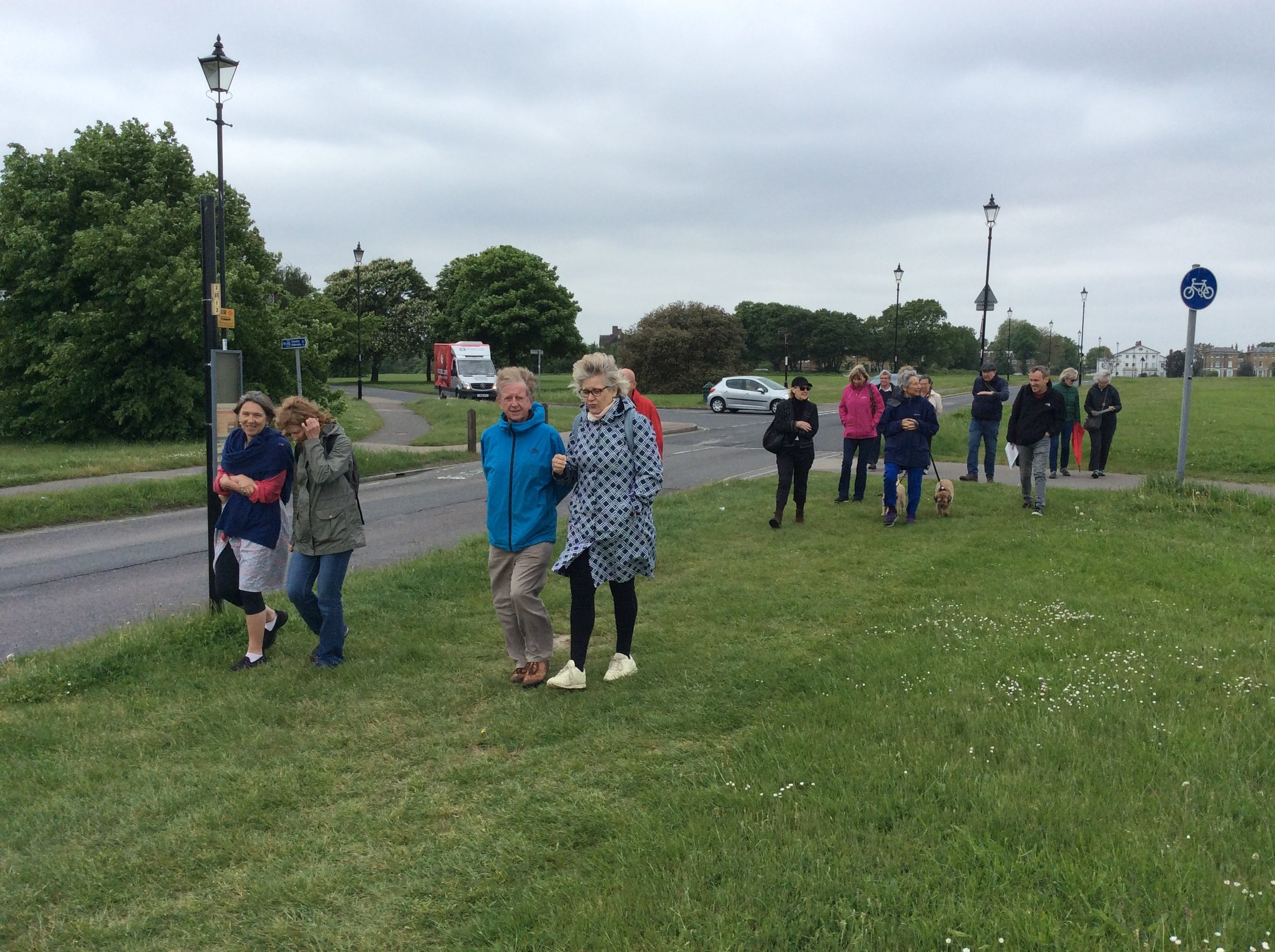 2018 Blackheath Pedestrians