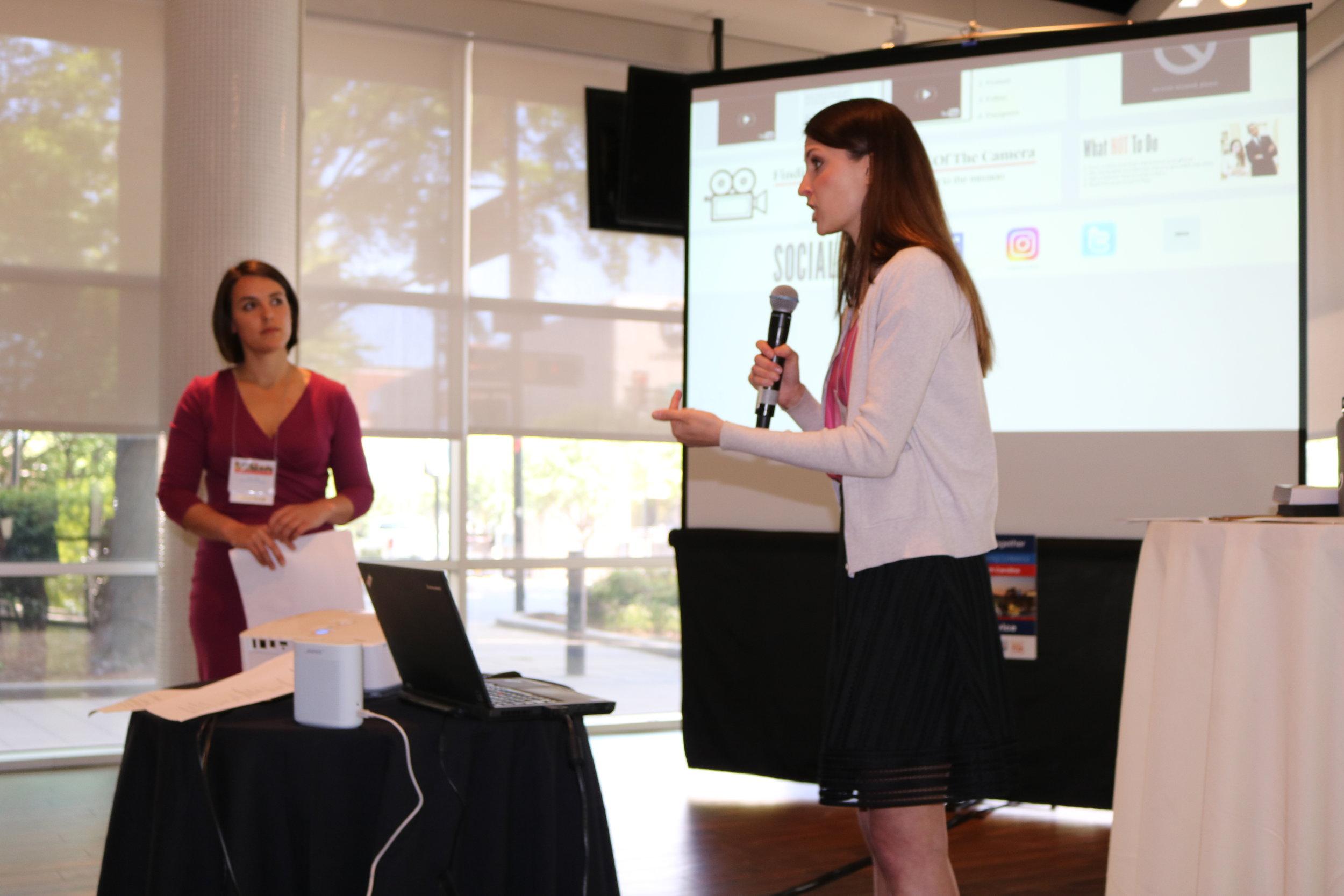 Emboss Communications media relations training Americorps