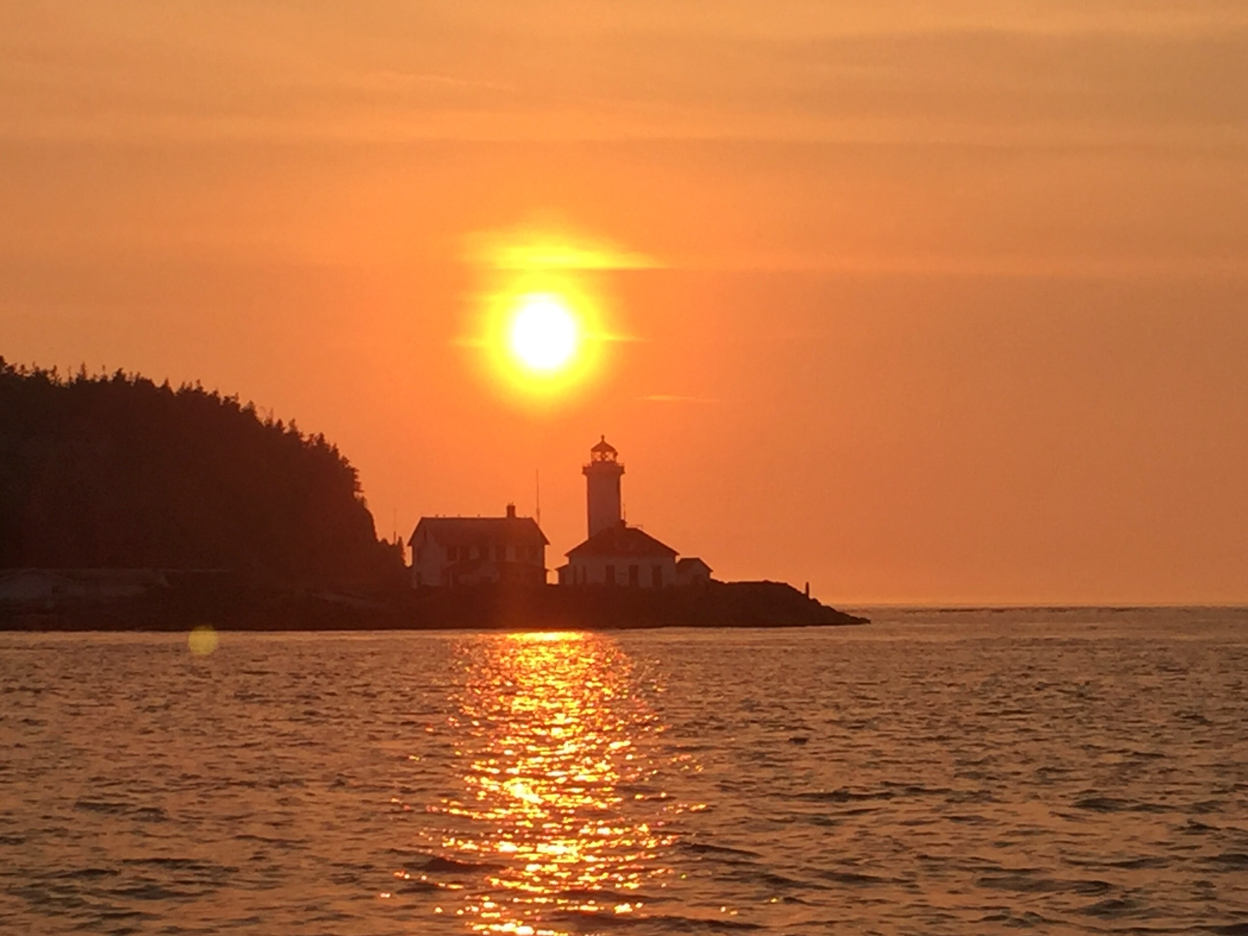 Marrowstone Point Lighthouse