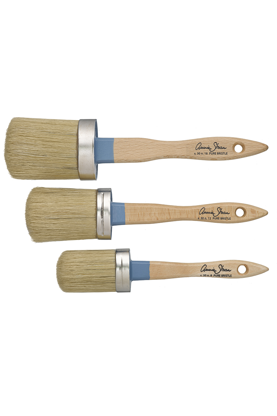 Boar Bristle Paint Brushes - by Annie Sloan™