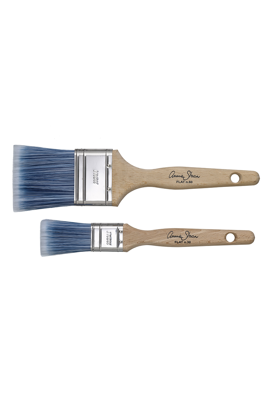 """Flat Modern"" Paint Brushes - by Annie Sloan™"