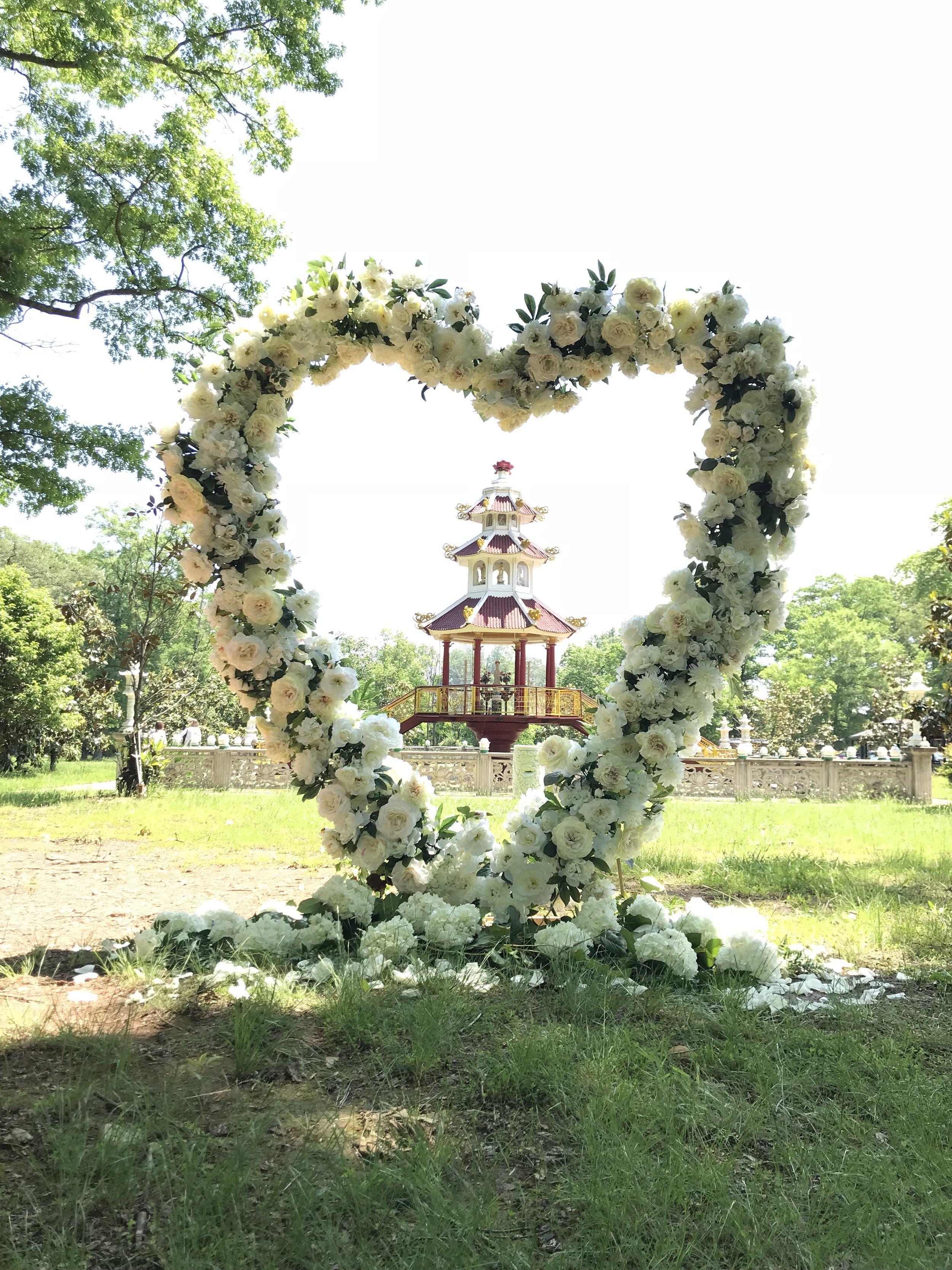 Custom Heart Arch -