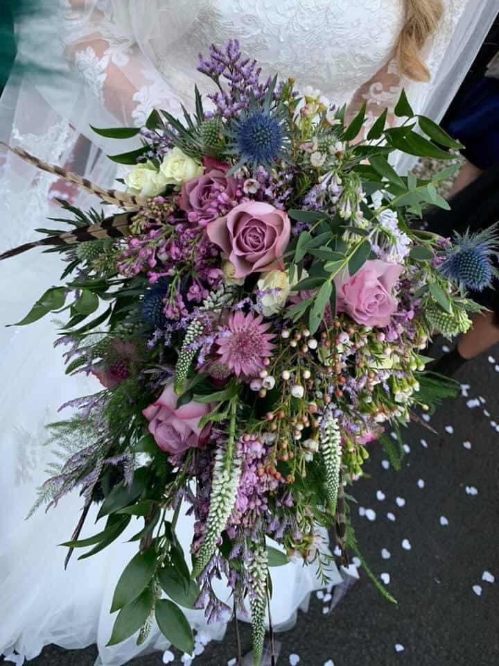 Siobhans bouquet