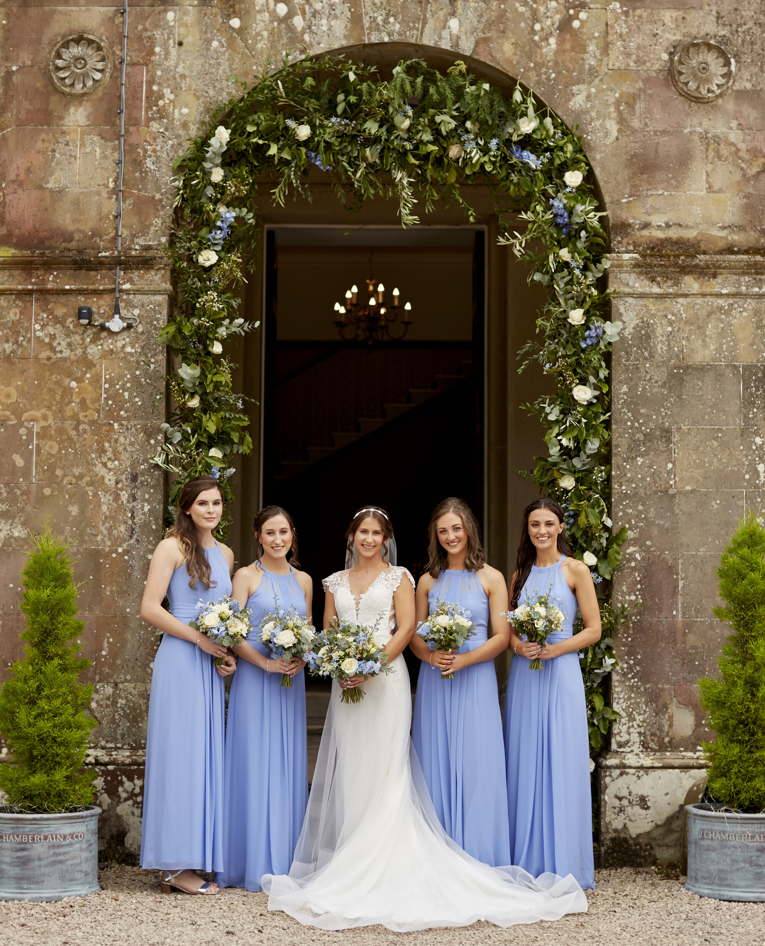Faye & her bridesmaids | Story of Love Wedding Photography