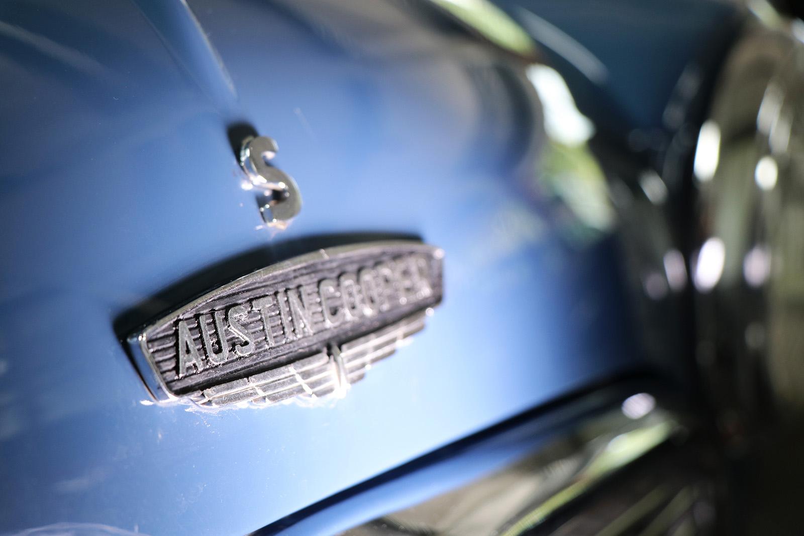 1967 blue 1275 Mini Cooper S Sayer Selection Wilkinson 3 web.jpg