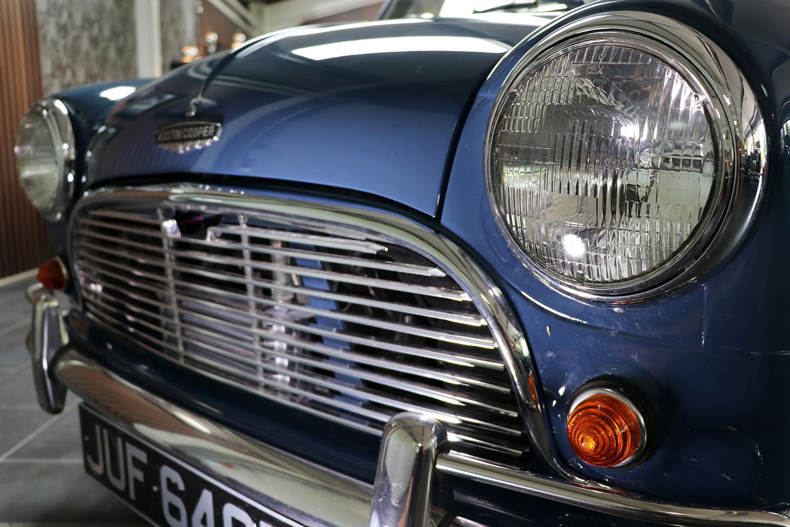 1967 blue 1275 Mini Cooper S Sayer Selection Wilkinson 4 web.jpg