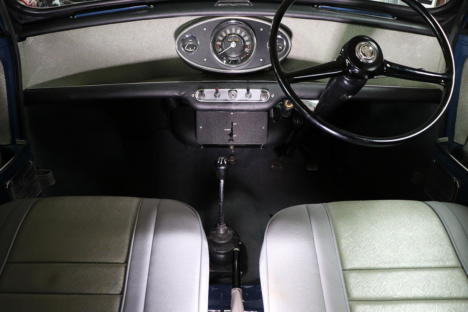 1967 blue 1275 Mini Cooper S Sayer Selection Wilkinson 25 web.jpg