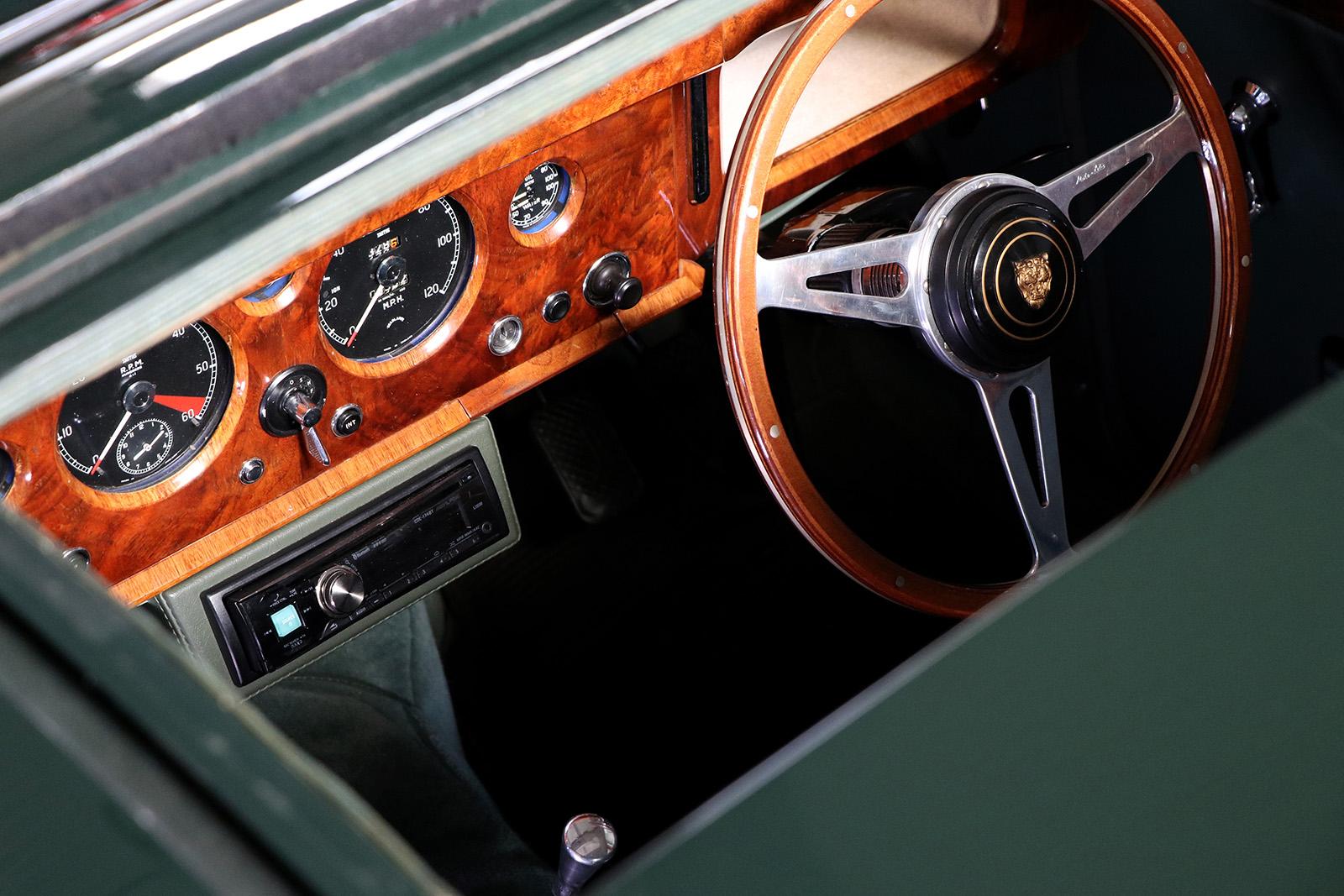 1959 Jaguar Mk 1 for sale at Sayer Selection Ltd. UK