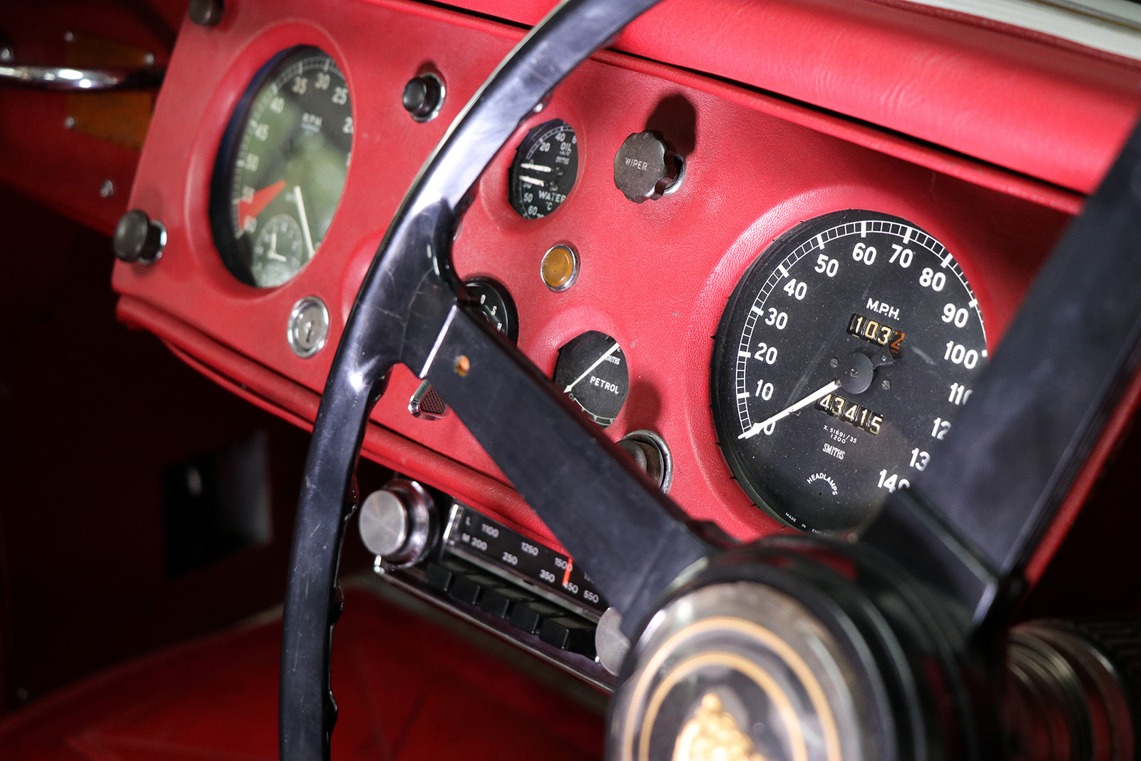 1957 Jaguar XK140 MC RHD Roadster For Sale at Sayer Selection Ltd. UK