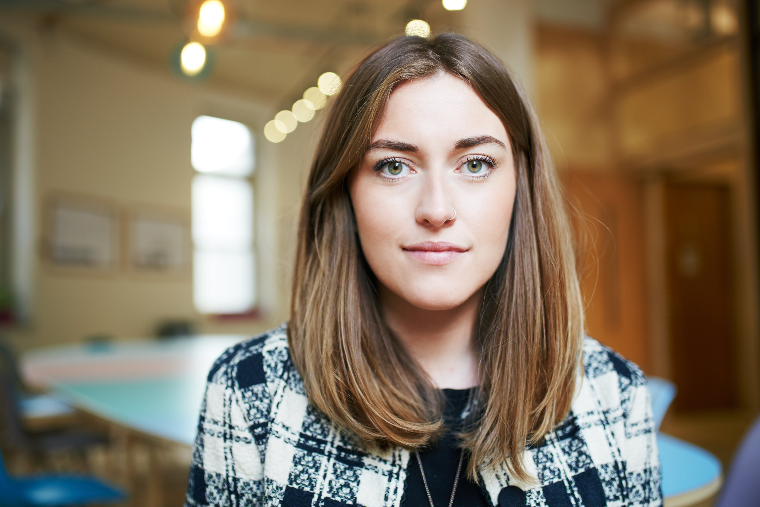 Georgie   As project manager, Georgie gets involved in a variety of things. Her main focus is the BID's greening and public art projects, but also has some exciting events in the pipeline. She has an undergraduate degree in International Politics from Liverpool University.