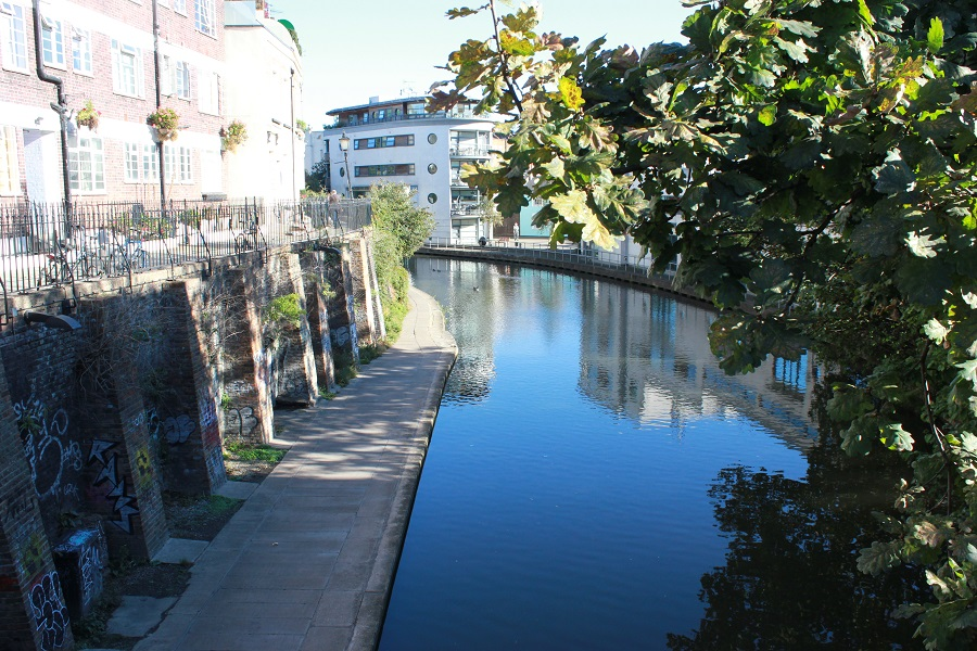 Regents Canal -
