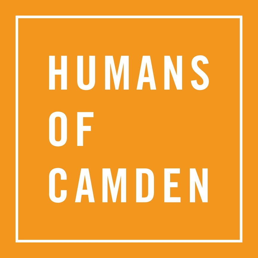 Humans of Camden is a collection of quotes and photographs that we've gathered from Camden and Euston residents and workers.   It is a vibrant and colourful project, reflecting our objective - to celebrate Camden and Euston's eclectic culture, identity and history through its wonderful people.   We recently took over the Camden People's Theatre window with a display of the project and we also had it on display at our Camden Inspire awards ceremony evening. If you didn't manage to see it, the display will be on show in various places in the future.  In the meantime, we'll be sharing all of the quotes and photographs on our social media pages. Follow us on  Instagram  or  Twitter  to watch the project unfold.