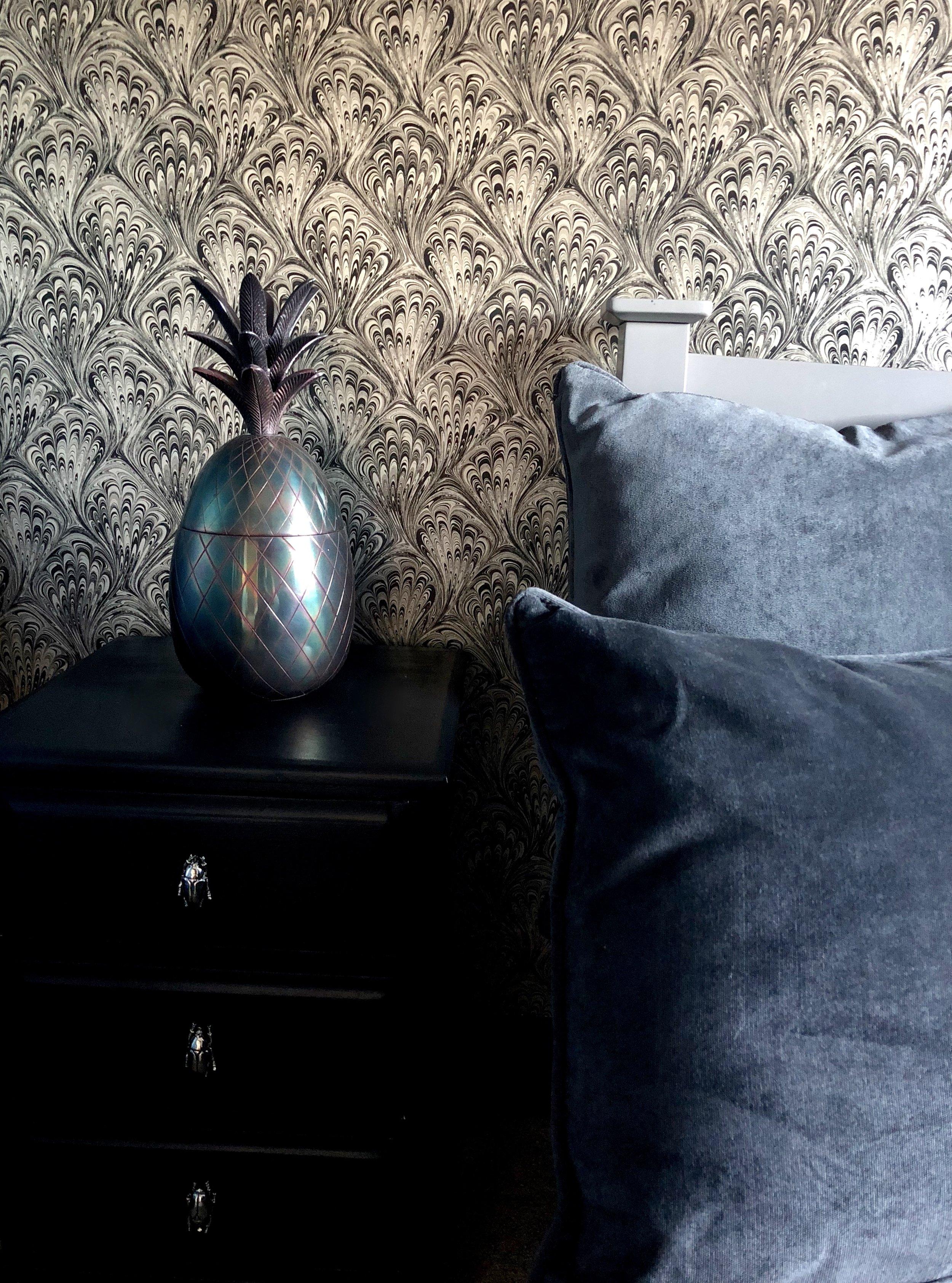 I love this metal Pineapple from   homesense.com