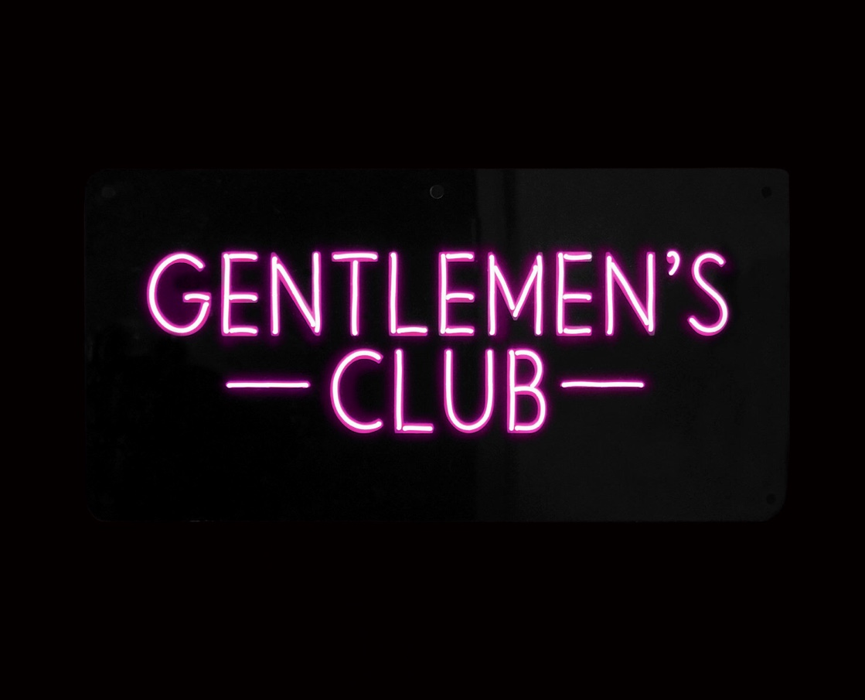 Limited Edition Gentlemen's Club  - Light Up North £195