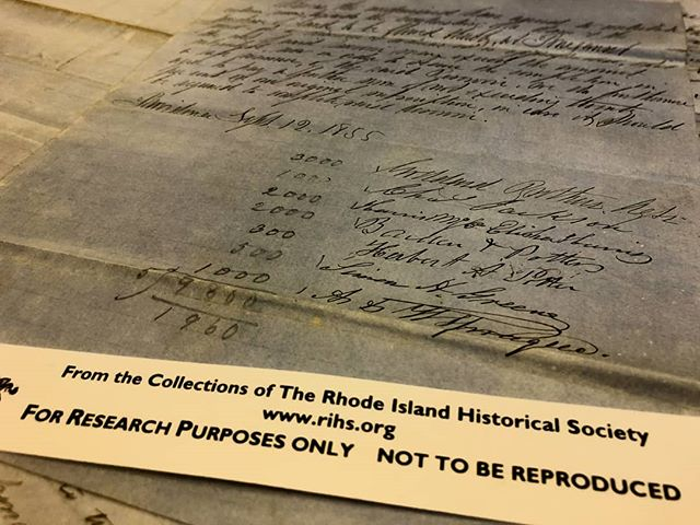 This manuscript, outlining the incorporation of the Poneganset (sic) Reservoir Company in 1855, suggests a select few Rhode Island families appear to have maintained influence over water regulation well before the creation of the Scituate Reservoir.