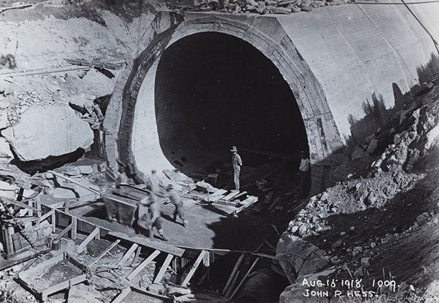 Providence Water estimates the Scituate Aqueduct has a remaining life of around 75 years (with continual repairs). This is well beyond what the engineers at the time this photo was taken (August 1918) had planned. With nine additional communities now pulling water from the Reservoir – causing demands which greatly outweigh the originally-intended supply – what is PWSB actually doing to ensure ratepayers will have continued access to their water?