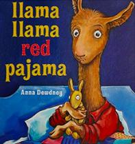 Llama Lama Red Pajama By Anna Dewdney