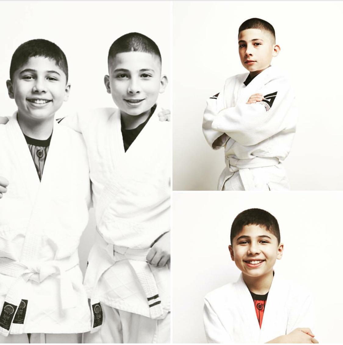 Youth Jiu Jitsu program       Building confidence and leadership