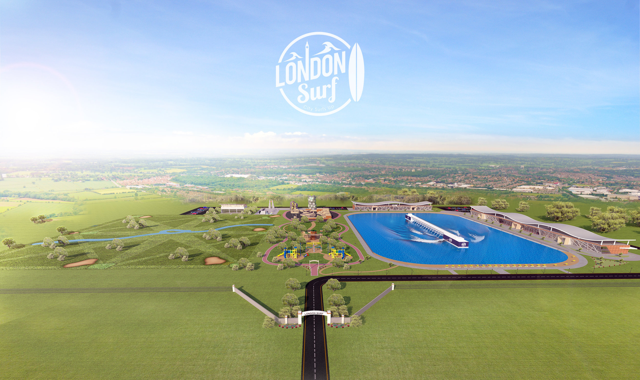 Roughly what London Surf might look like.