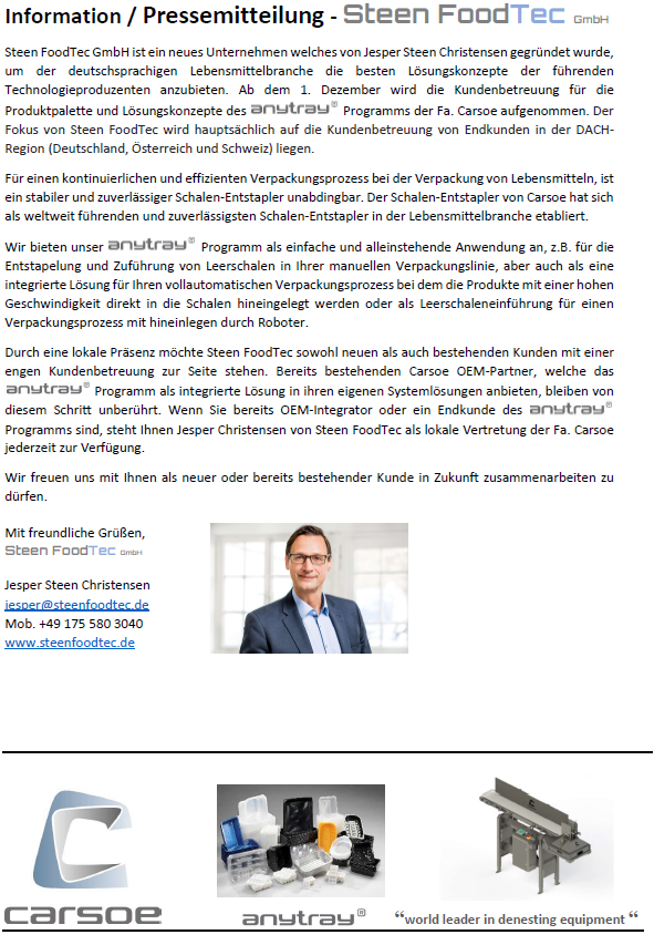 Deutsch_Newsletter - Steen FoodTec GmbH 2017.01.png