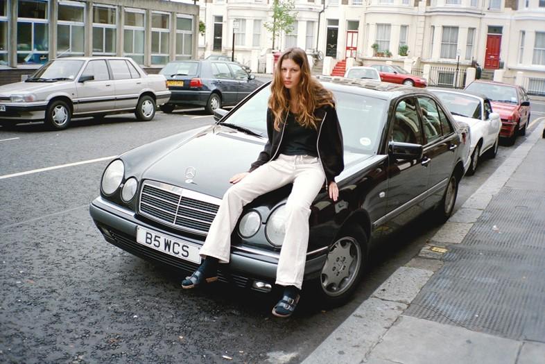Gisele,London, 28th September 1998