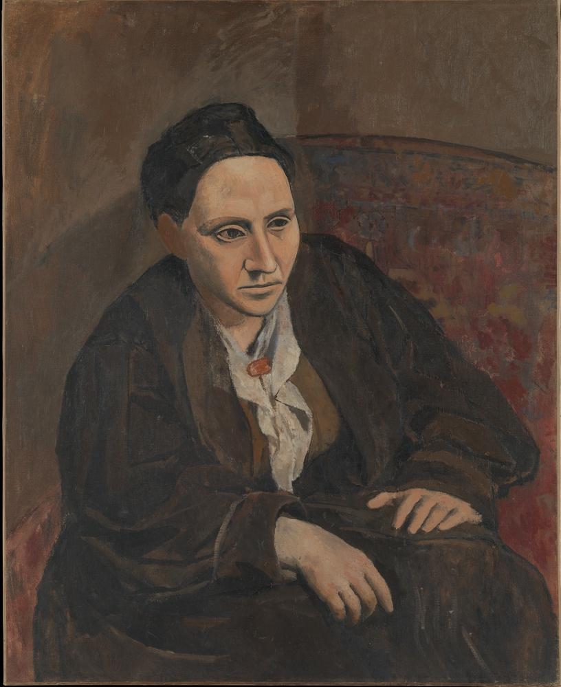 Gertrude Stein, Pablo Picasso