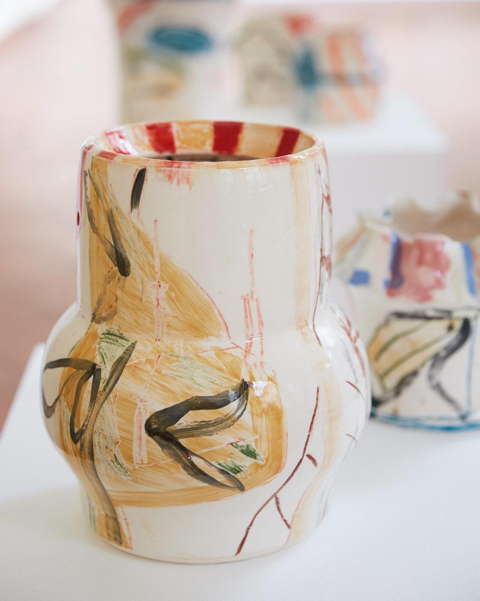 """Minori"", a ceramic collection by Reinaldo Sanguino"