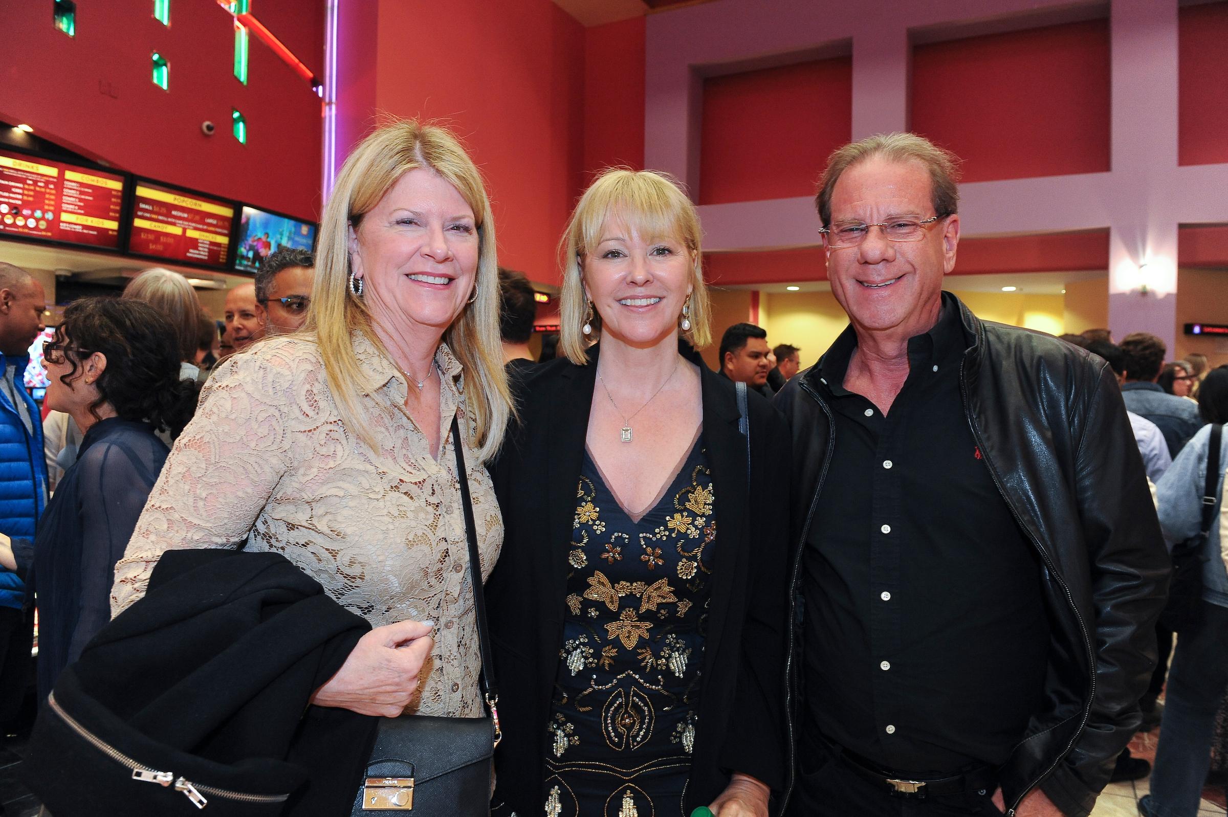 Saraola & Danny MacGregor with Director, Kerry David
