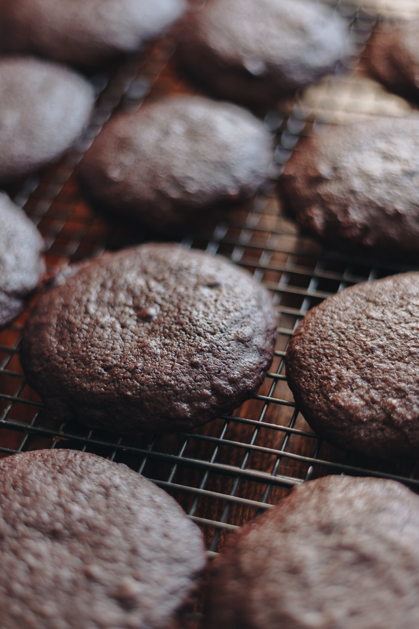 Soft Chocolate Ginger Cookies Recipe 2