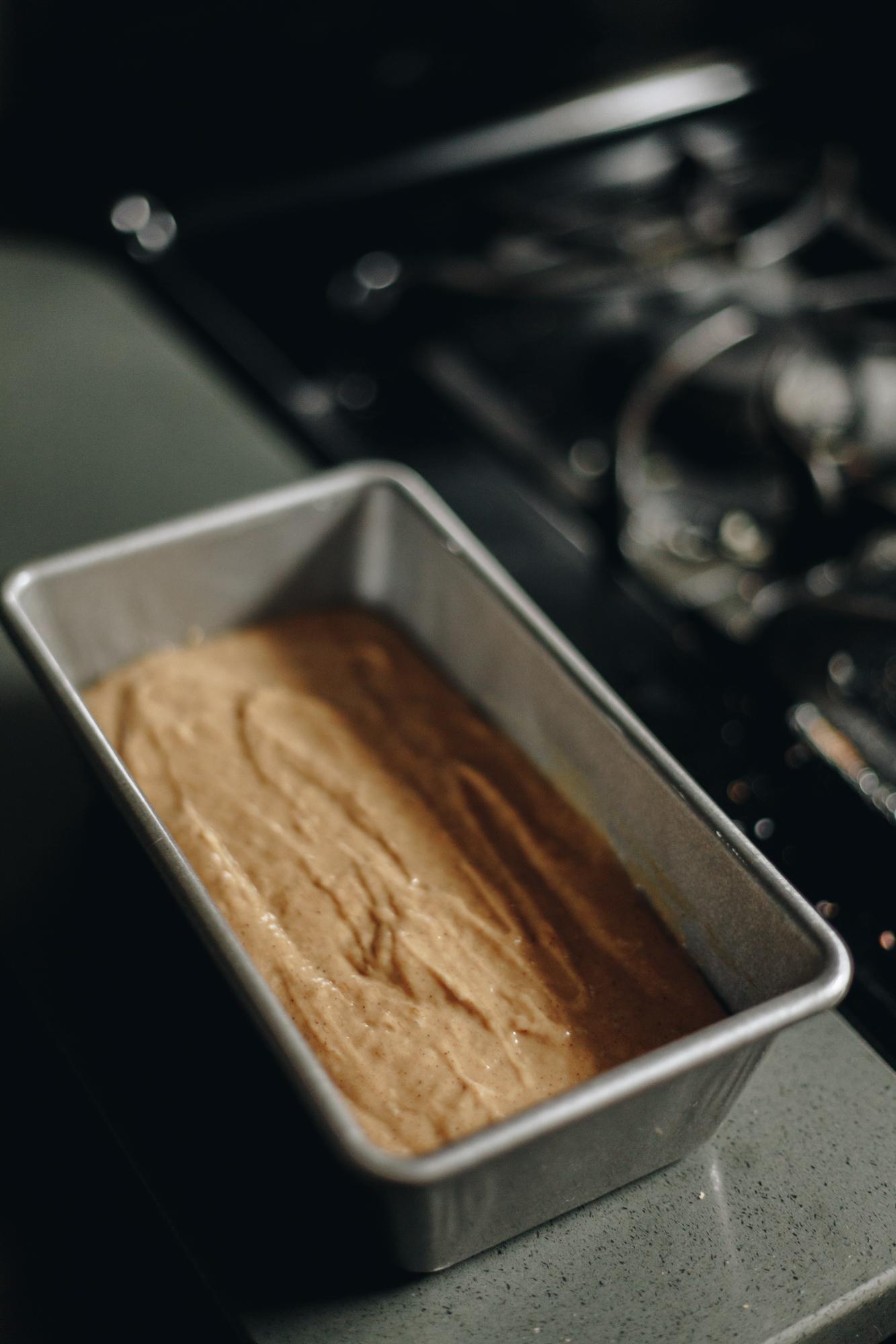 Honey Glazed Banana Bread Recipe 2