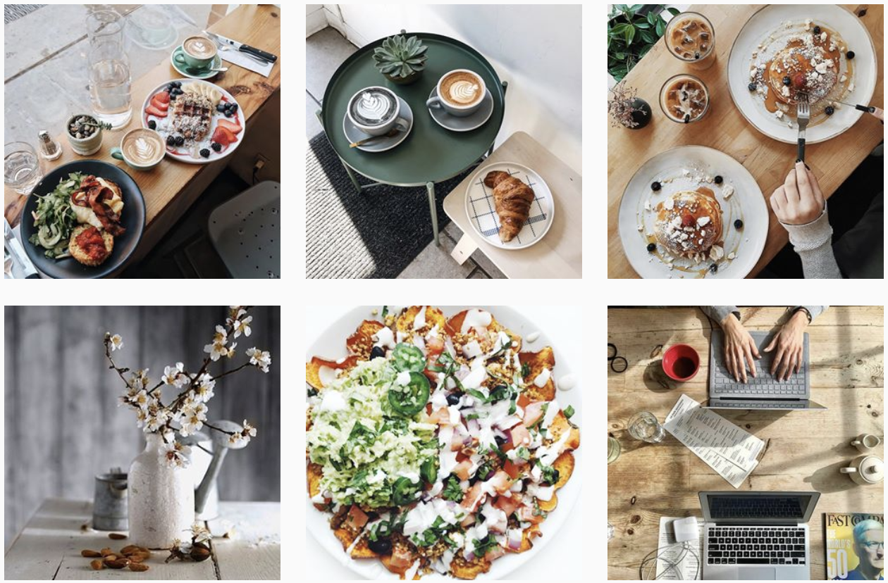 8 Hashtags for Foodies