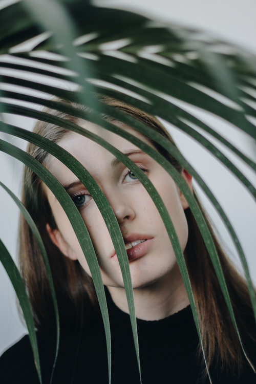 Mathea @ Peggi Lepage, Brooklyn portrait photography by Megan Breukelman