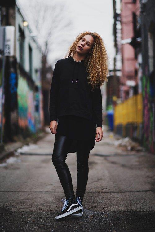 Siri @ Peggi LePage Brooklyn portrait photography by Megan Breukelman