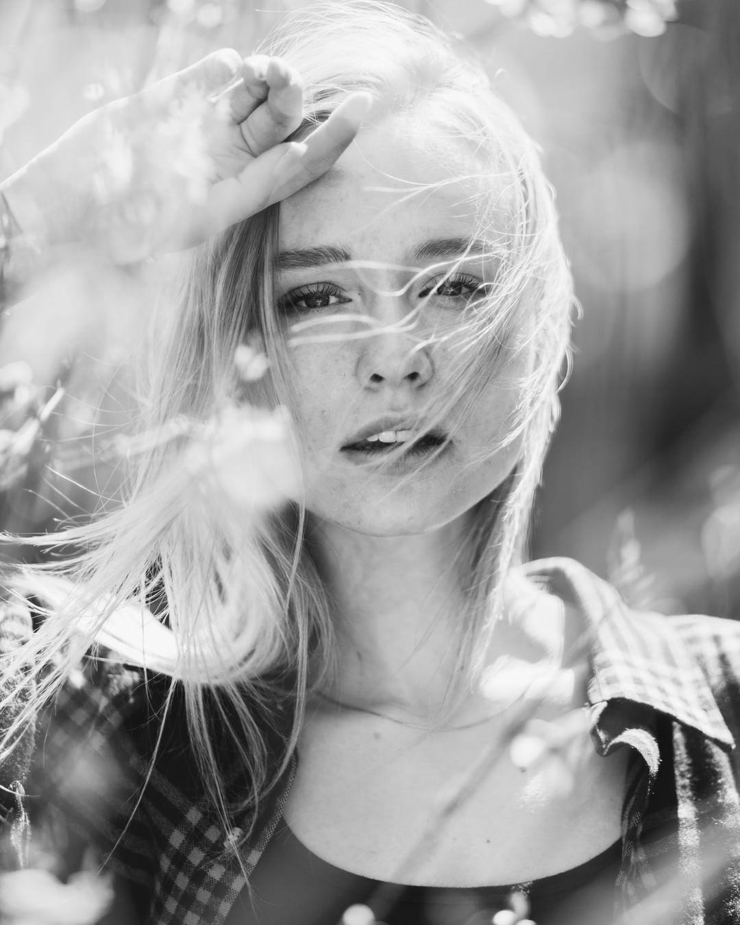 Audrey Podge Brooklyn portrait photography by Megan Breukelman