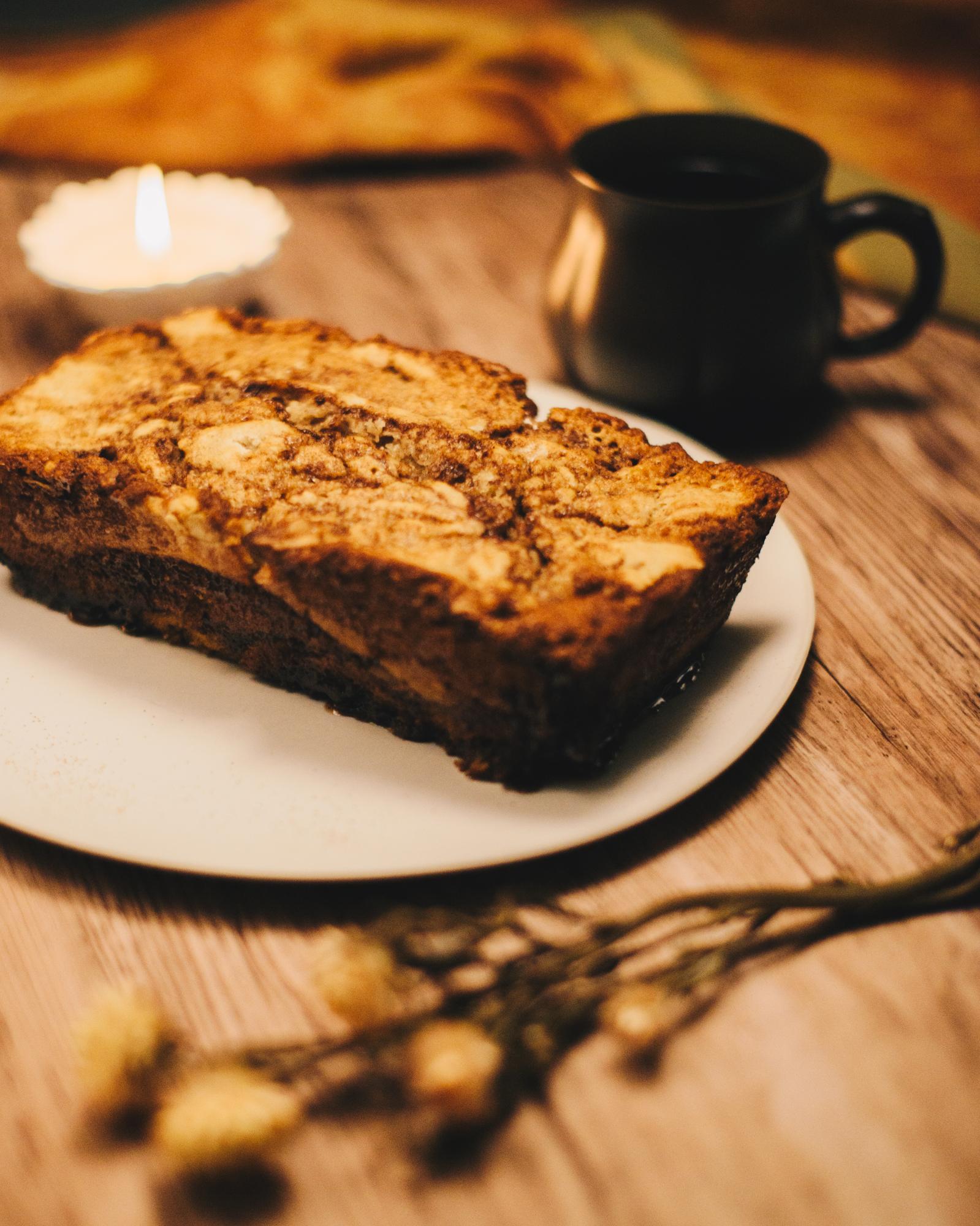 Maple Cinnamon Loaf Recipe